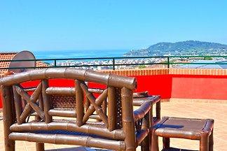Ventotene - sans fil - vue sur la mer - Piscine