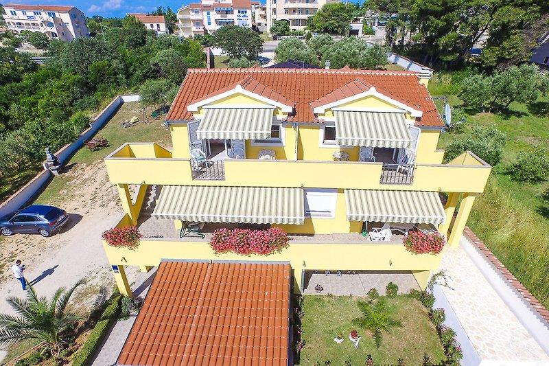 Villa Antonio mit meer Blick