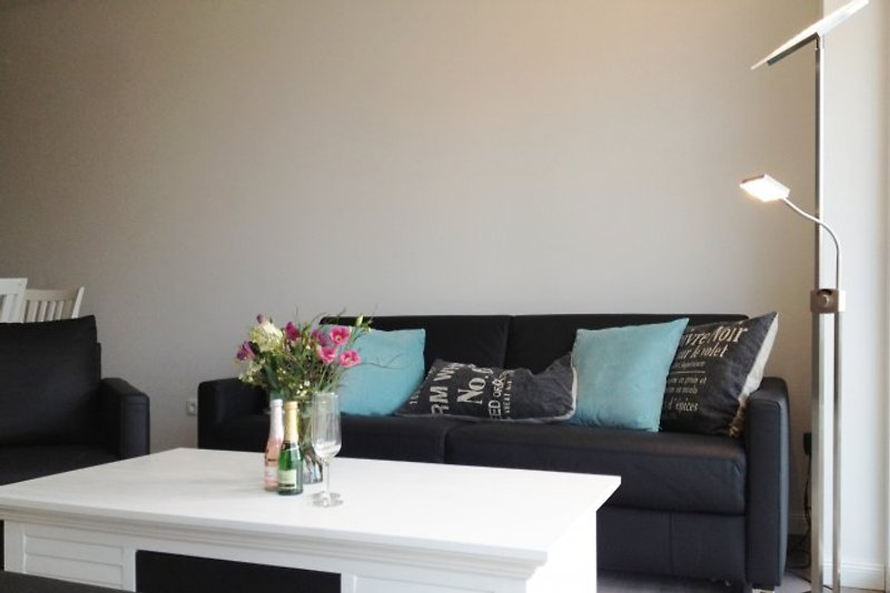 woogehus in der residenz helena ferienwohnung in wangerooge mieten. Black Bedroom Furniture Sets. Home Design Ideas