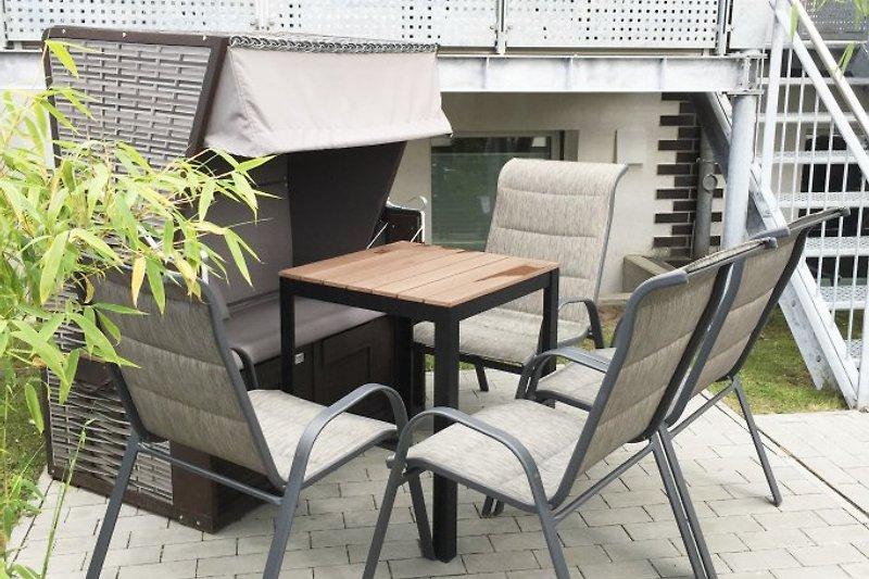 Balkon + Garten WOOGEHUS