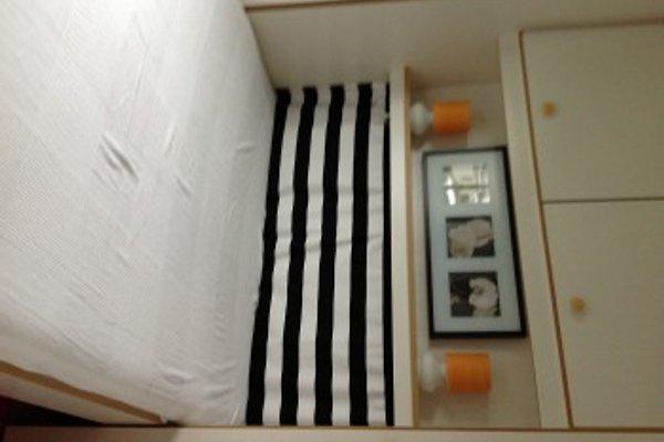 Schlafzimmer 1, Doppelbett