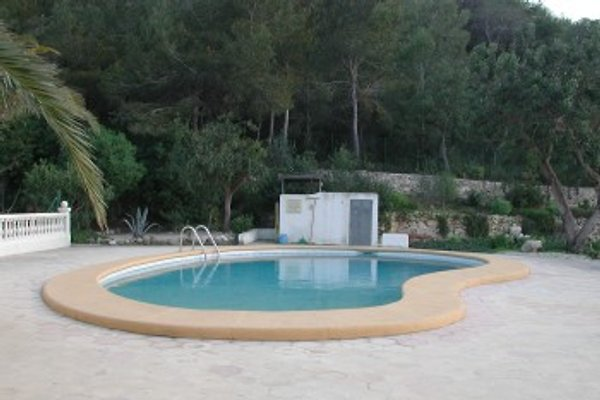 Ferienhaus in Moraira-Spanien à Moraira - Image 1