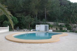 Holiday home in Moraira, Spain