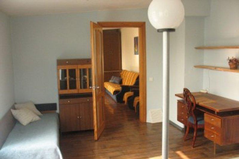 Die zweite Schlafzimmer