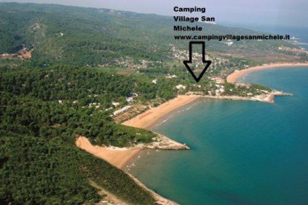 Camping Village San Michele in Vieste - Bild 1