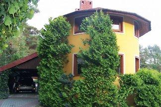 casa de vacaciones con encanto en Mazury