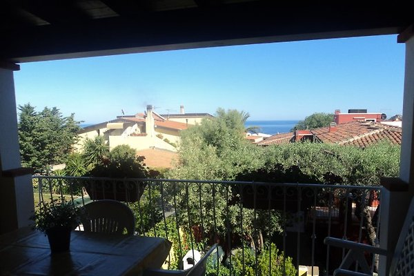 Apartamentos Casa Bruno en Santa Maria Navarrese -  1