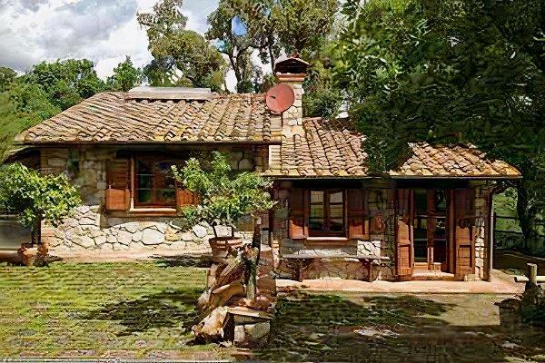 Casa Poggetto en Roccastrada - imágen 1