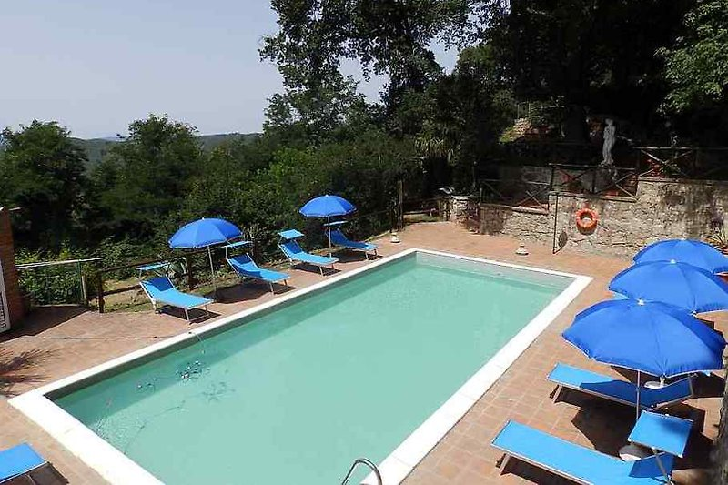 Casa Anna mit Pool
