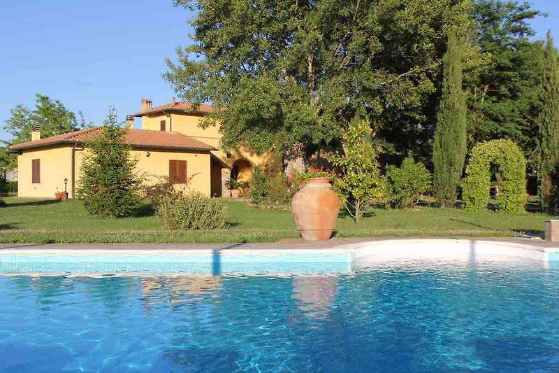 Casa Roberto mit Pool