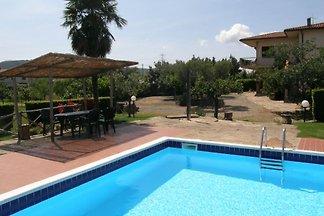 Casa Casteani con piscina