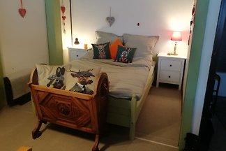 Bayern - Wohnung mit Hüttenromantik