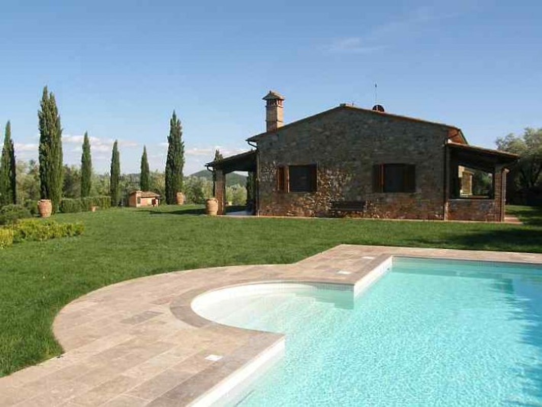 Casa Tiziana with private pool - Holiday home in Bagno di Gavorrano