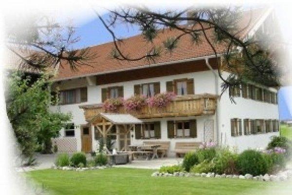 Ferienhaus Unsin à Hopferau - Image 1