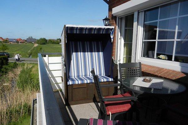 Balkon Friesennest u. Sonnenkieker