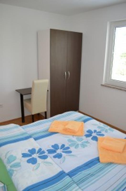 villa klimno direkt am meer ferienwohnung in klimno mieten. Black Bedroom Furniture Sets. Home Design Ideas