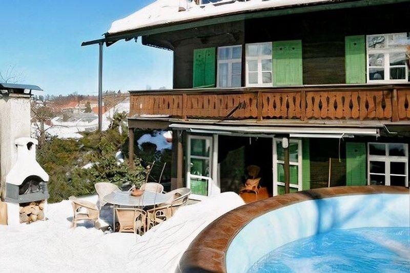 Romantik und Stille über den Dächern von Bad Tölz erleben