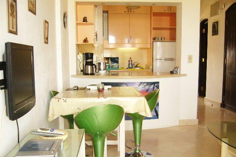 Küche&Essecke