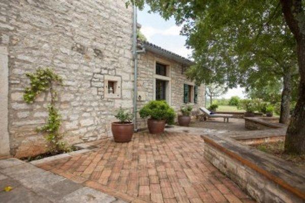 Cottage istriana Holiday Villa Rovinj in Kurili - immagine 1
