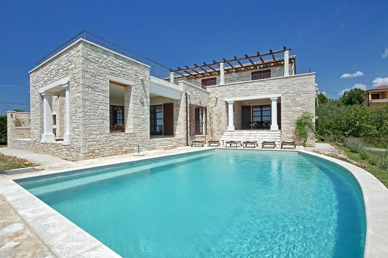 Villa Monte in Motovun - Bild 2