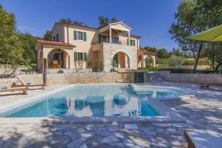 Holiday Villa, Pool, Rabac