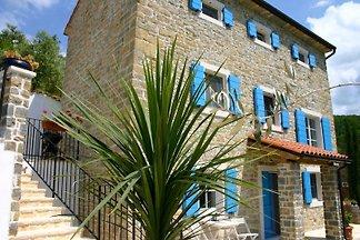 Villa mit Blick
