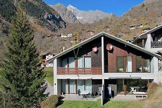 Casa de vacaciones en Fieschertal