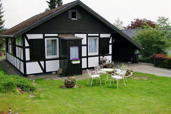 Ferienhaus am Rothaarsteig à Winterberg - Image 1