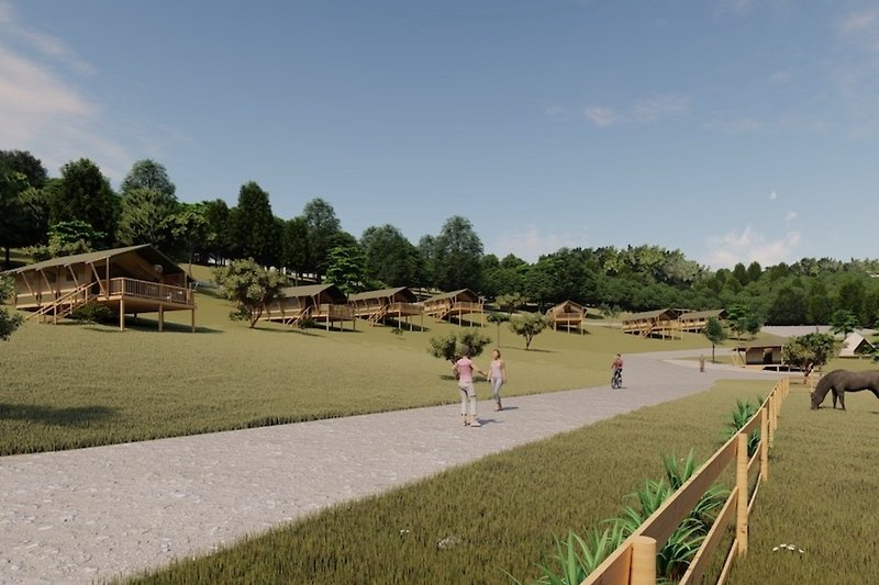 Ansicht Rancone Lodges anzeigen