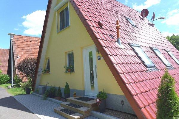 F****Ferienhaus PUSTEBLUME in Ronshausen - immagine 1