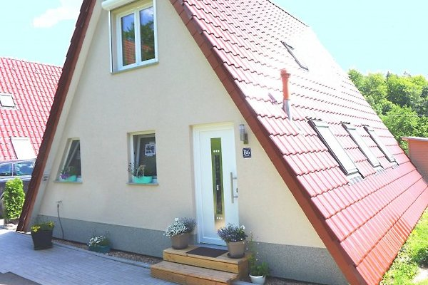 Casa de vacaciones en Ronshausen-Machtlos -  1
