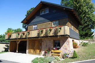 Komfort-Ferienhaus Weitsicht