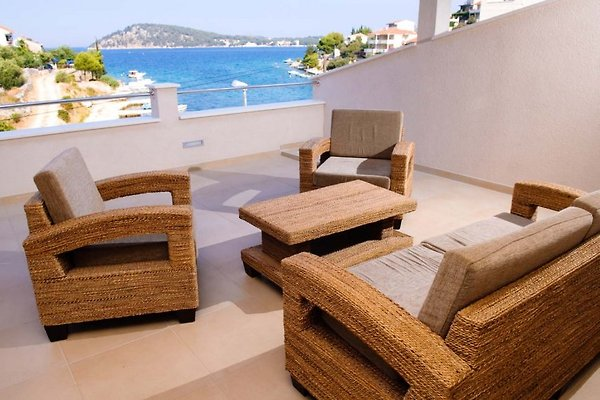 Villa Kaleb ***** Avec Piscine à Trogir - Image 1