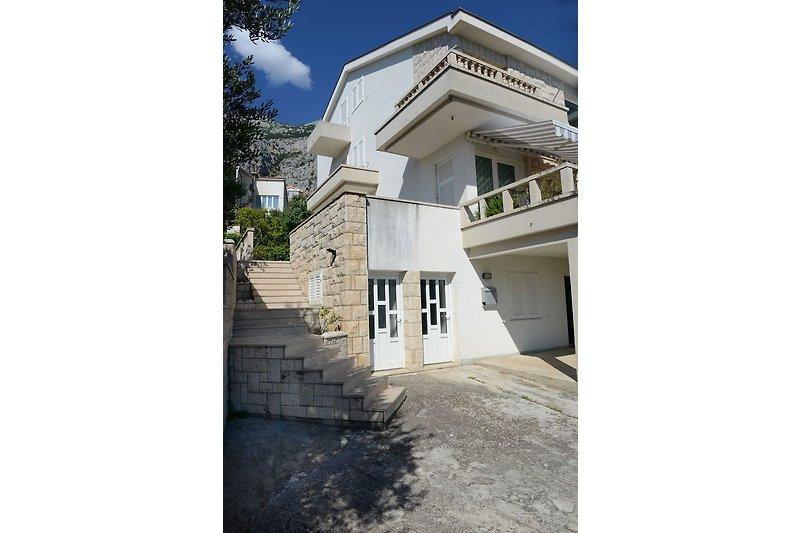 Haus in Makarska