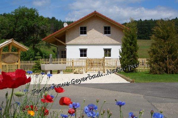 Ferienhaus Geyerbad à Meßstetten - Image 1