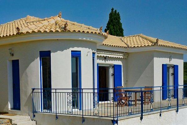 Die Villa Pilias wurde im Jahre 2012 fertig gestellt