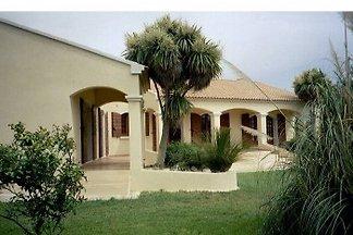 Villa cerca de la playa