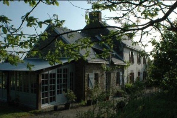 Bauernhaus Bretagne in Névéic - Bild 1