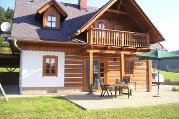 Landhaus CHRISTINE in Vidochov-Stupna - Bild 1