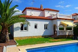 Villa Esmeralda with air, pool 10x5