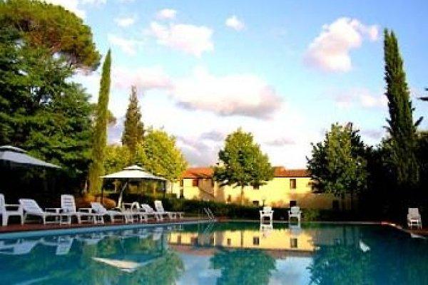Villa Avanella con piscina - Chianti in Certaldo - immagine 1