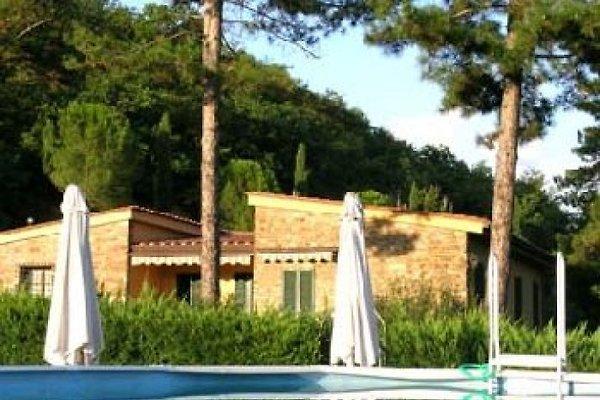 Scuola con piscina in Chianti en Certaldo -  1