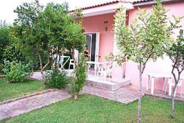 Casa Sebastiana - vordere Haushälfte