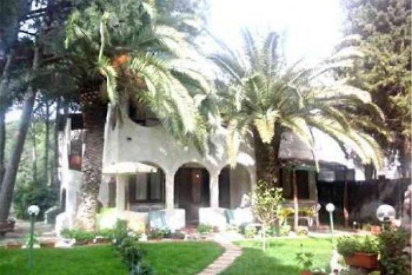 Villa Ignazina mit Garten
