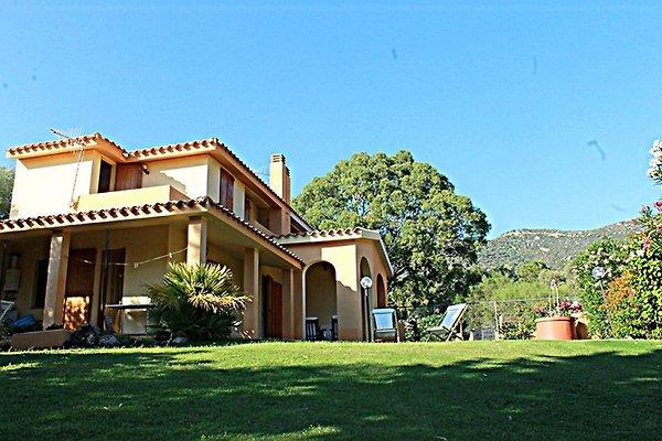 Villa Viviana mit Garten