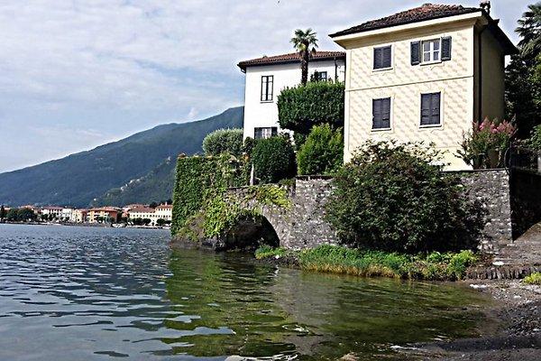Villino Filandino vom See