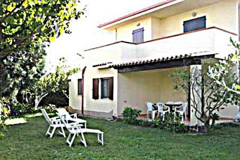 Villa Petti avec jardin Sardaigne Sud à Capitana - Image 2