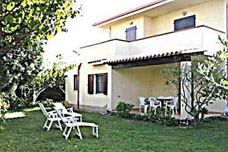 Villa Petti con giardino Sardegna Meridionale