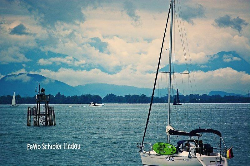 Ferienwohnung Lindau Urlaub Bodensee