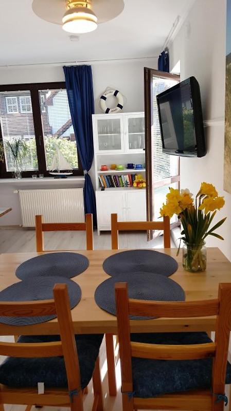 apartment fewo sun deck ferienwohnung in swinem nde mieten. Black Bedroom Furniture Sets. Home Design Ideas